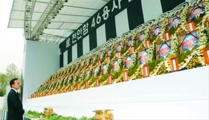 韩国总统李明博30日将抵上海与胡锦涛会谈