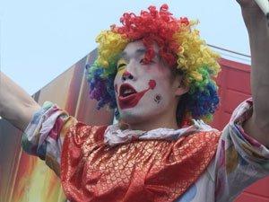 可口可乐馆小丑