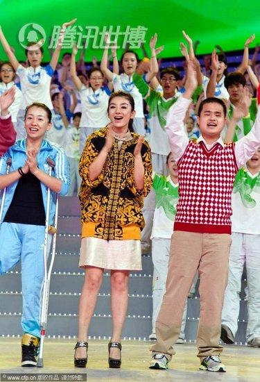世博闭幕式今晚举行 成龙杨澜将携群星亮相