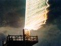 高清:美科学家用引雷火箭制造壮丽闪电奇观