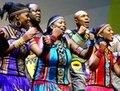 高清:世博大舞台 非洲歌舞展现原生态的美