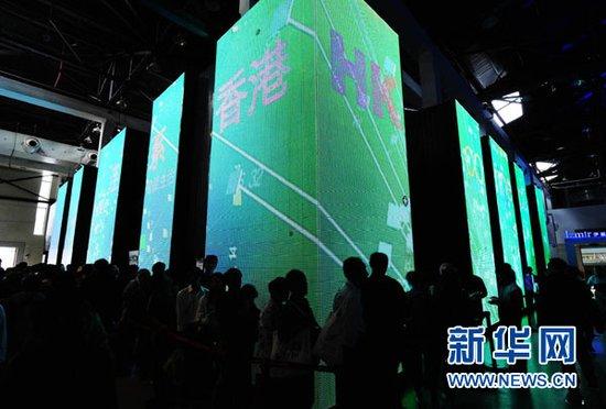 唐英年:香港全方位参与上海世博会收获丰硕