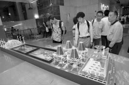 概念船绘未来上海生活 漂移农场解决吃饭问题