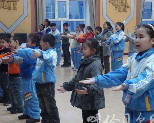 五彩呼伦贝尔儿童合唱团5月底将在世博演出