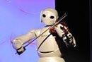 小提琴机器人