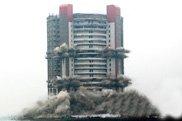 江西南昌曾名噪一时的原五湖大酒店