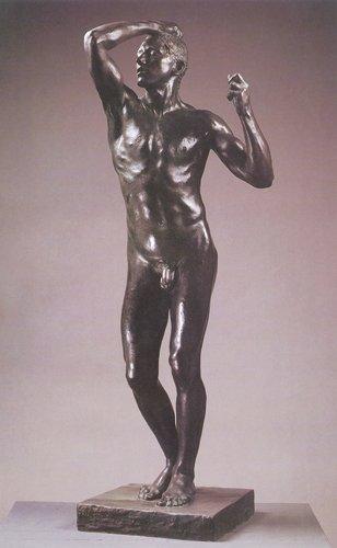 罗丹作品《青铜时代》曾轰动百年前巴黎世博