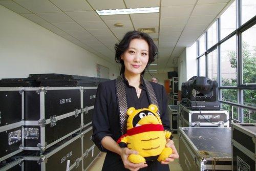 独家专访志愿者宣传大使谭晶:会奉献才最美