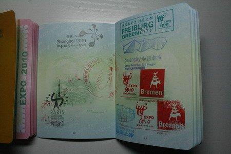 世博游览护照攻略:八大招练成盖章高手
