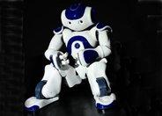 """法国的智能机器人""""闹闹""""十八般武艺样样精通"""