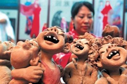 宁夏非遗亮相世博园 13种传统技艺展中国元素