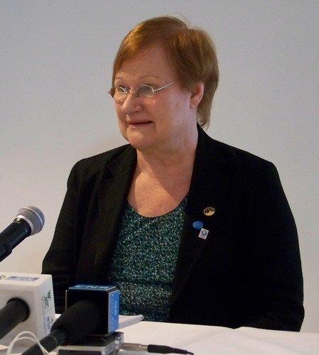 芬兰总统:城市发展与自然的关系是重要主题