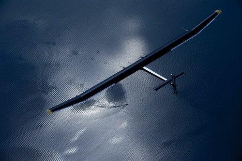 太阳能飞机史上首次昼夜飞行 期待环球之旅