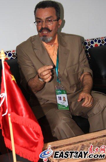 阿尔及利亚馆长:在古代和现代之间找到平衡