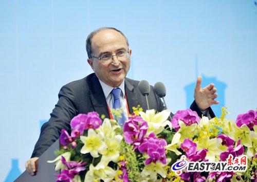 法经济专家:上海国际金融中心建设成就惊人