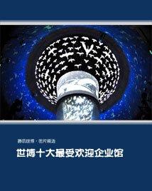 观博:高端科技展望未来 细探世博十大企业馆