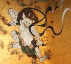 高清:日本馆保护文化遗产高精复制国宝绘画