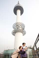 韩国馆:举手之劳关爱城市 传统与现代相融合