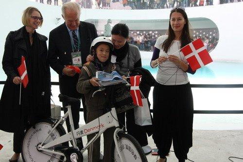 丹麦馆参观人数已达555万 等同国土总人口数