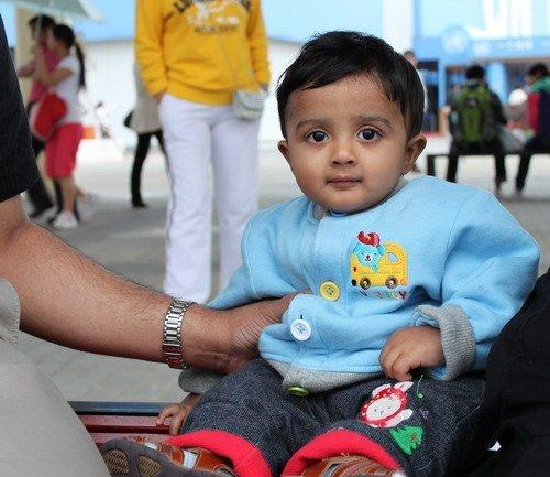 世博伊利母婴中心高层:让宝宝体验贵宾服务