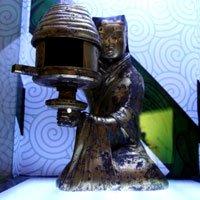 两千年前环保灯具长信宫灯