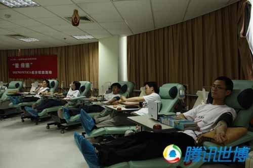 任贤齐唱世界献血者日主题曲 用爱心传递520