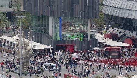 香港馆启用单馆预约机 每天发2000张预约券