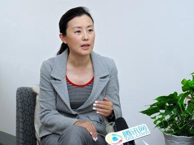 巨人总裁刘伟:希望世博能向外传递中华文化