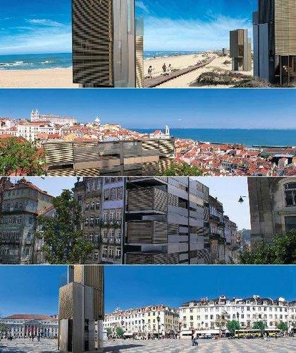 """葡萄牙:""""蜗居""""的浪漫"""