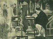1878年巴黎世博会中国馆内景