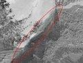 组图:探险队称在土耳其发现诺亚方舟残骸