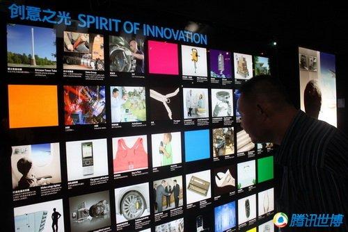 创意之光瑞典馆:展示用心科技 提倡共生理念