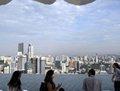 高清:新加坡打造最高空中花园 离地200米