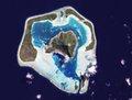 高清:研究称海平面上升 太平洋诸岛反而变大