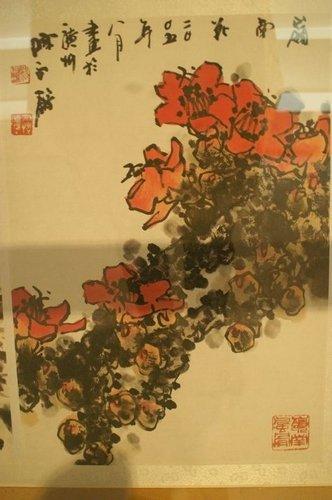 168位国画名家作书画长卷《神州颂》进世博园