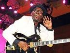 高清:南非爵士乐大师引爆世博非洲日狂欢夜