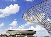 因世博上海的空气质量得到很大提升