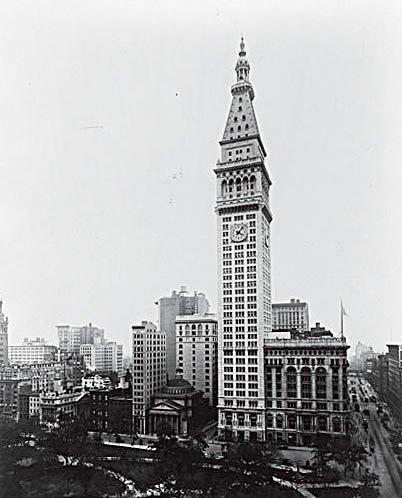 摩天楼与通天塔 世博会促就城市梦想的实现史