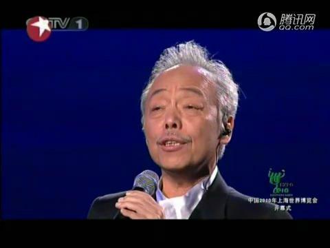 视频:日本歌手谷村新司演唱《星》
