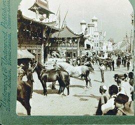 百年前世博会中国馆影像栩栩如生(图)