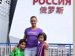 最爱俄罗斯馆 感谢北京观众