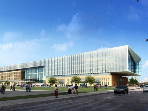 世博中心书写技术记录 将转型为高级会议中心