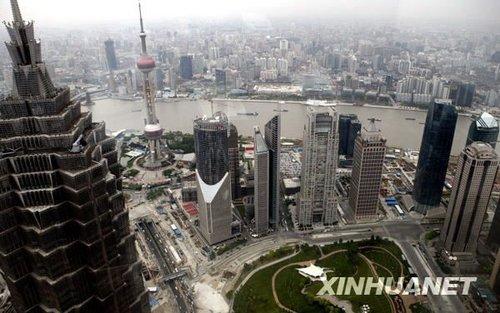 上海首次跻身国际金融中心前十 香港进前三