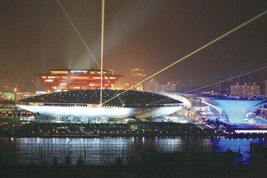 上海世博会开幕式文艺表演 8大看点饶有趣味