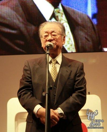 日本产业馆举行闭馆仪式 上海世博将永久留存