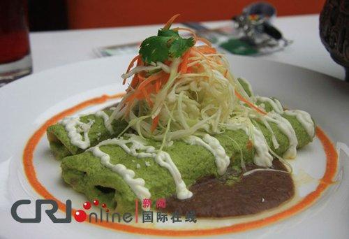 墨西哥馆:热情厨娘烹煮百变辣椒美食(组图)