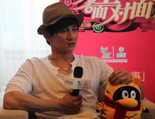 对话吴奇隆:我是一个适应力很强的人(图)