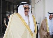 沙特王子为沙特馆开馆剪彩