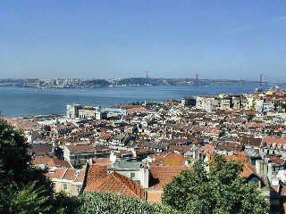里斯本城市风光无限美好 海滨城市独特韵味