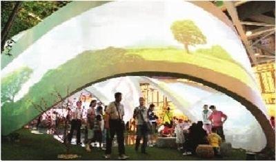 循环湖南馆吸引环保厂商 竞拍者愿意免费开放